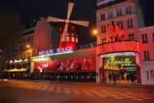 Urodziny Moulin Rouge: pokaz światła i dźwięku i french cancan!