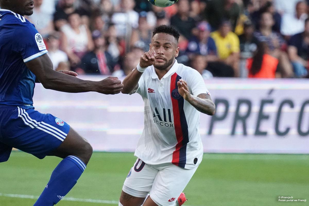Paris Saint-Germain : Strasburg – 1:0