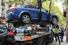 Wyższe stawki za odholowanie i postój samochodu na strzeżonym parkingu