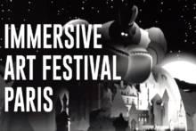 Immersive Art Festival w Atelier des Lumières