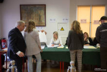 Częściowe wyniki wyborów parlamentarnych we Francji