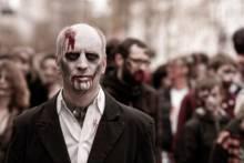 Zombie Walk 2019 w Paryżu
