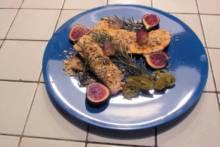 Ryba i orzechy