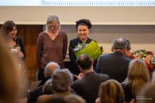 Olga Tokarczuk i Maryla Laurent nagrodzone w Paryżu prestiżową nagrodą