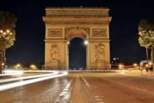 Władze Paryża planują transformację tunelu i podziemi pod Łukiem Triumfalnym
