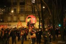 59 proc. Francuzów nadal popiera strajk przeciwko reformie emerytur