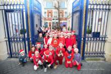 Kiermasz świąteczny w Polskiej Szkole w Paryżu