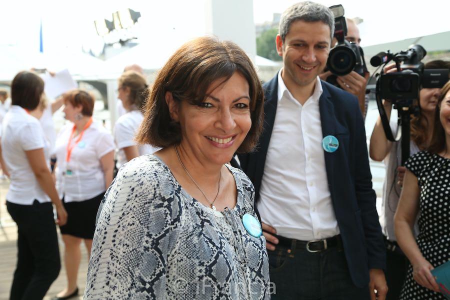 Anne Hidalgo obiecuje bezpłatną komunikację miejską dla młodych paryżan