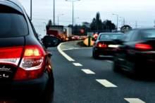 Paryscy kierowcy w ubiegłym roku stracili 163 godziny w korkach