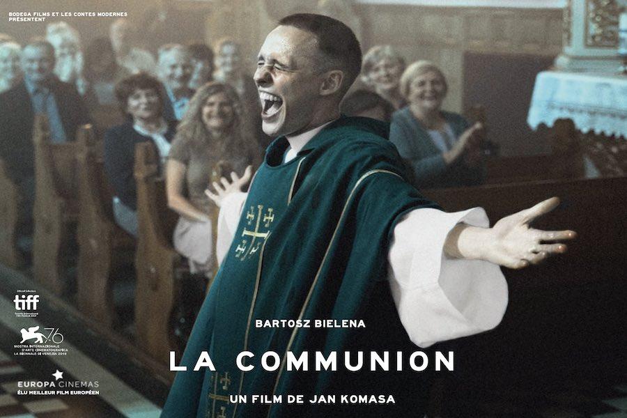 """""""Boże Ciało"""" w  ponad 100 kinach w całej Francji"""