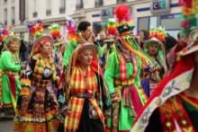 Nielegalny bal karnawałowy w Marsylii, interweniowała policja