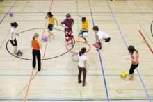 30 minut ruchu dziennie we wszystkich francuskich szkołach
