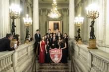 Studniówka Uczniów Polskiej Szkoły w Paryżu 2020