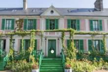 Dom Claude'a Moneta zaprasza na wirtualne zwiedzanie
