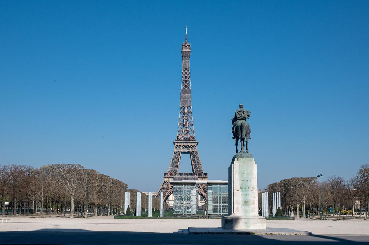 Wizyta Marszałka Senatu prof. Grodzkiego w Paryżu