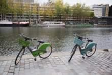 Krótkie przejazdy rowerami Velib będą darmowe
