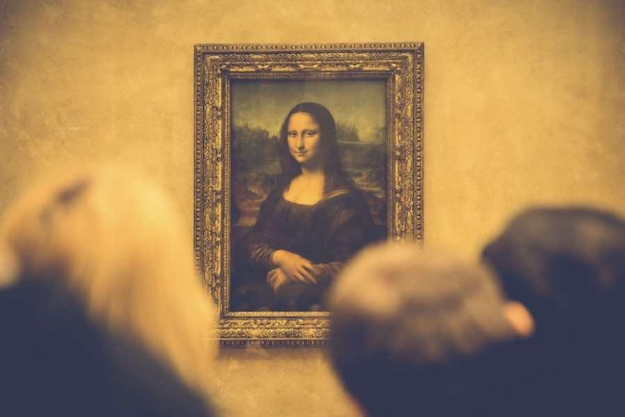"""Kopia """"Mona Lisy"""" sprzedana na aukcji za 2,9 mln euro"""