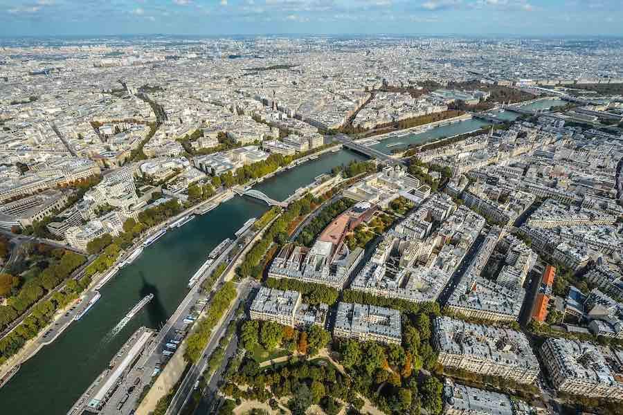 Paris Centre: Nowy okręg Paryża