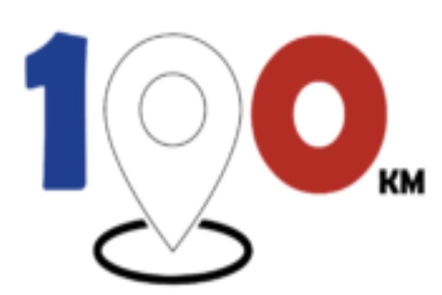 Wyszukiwarka atrakcyjnych miejsc, znajdujących się w odległości do 100 km od danego miejsca zamieszkania