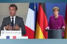 Francja i Niemcy proponują 500 miliardów euro na odbudowę gospodarki europejskiej