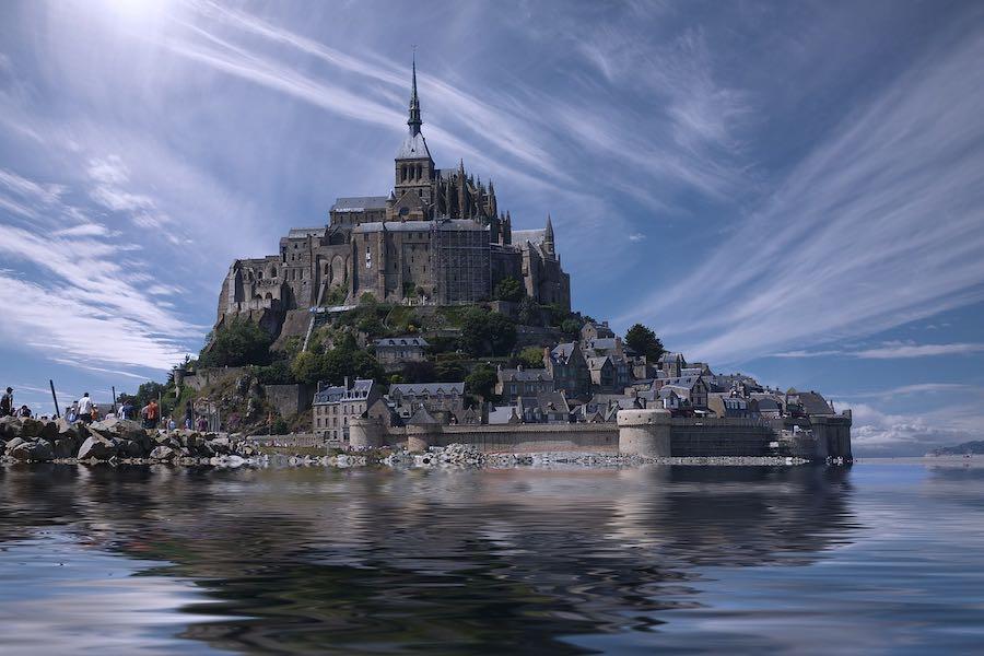 Średniowieczna pułapka na turystów