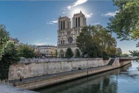 Katedra Notre Dame jest już bezpieczna
