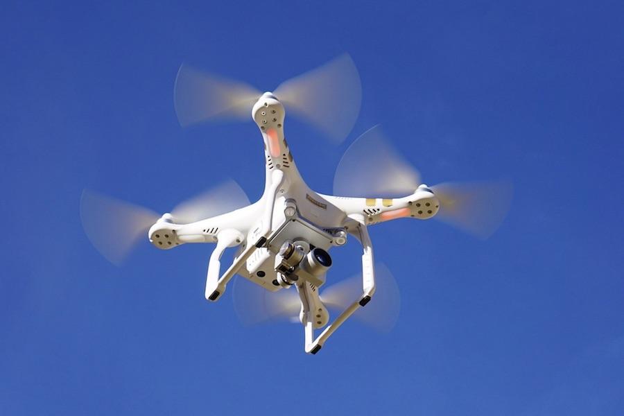 Urząd ds. ochrony danych krytykuje MSW za bezprawne użycie dronów z kamerami