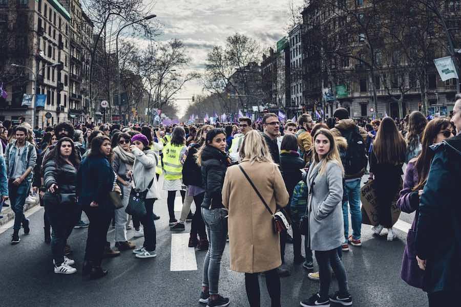 Manifestacje przeciwko zwolnieniom w fabryce Renault