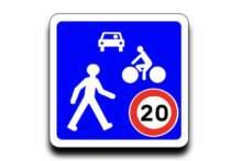 Ograniczenie prędkości w centrum Tuluzy