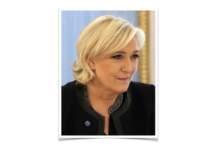 Marine Le Pen zaatakowana w Dijon przez antyfaszystów