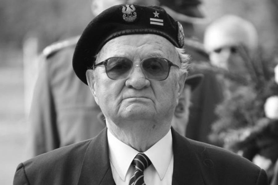 Zmarł mjr Marian Słowiński, żołnierz gen. Maczka