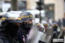 Policja użyła gazu łzawiącego na demonstracji rolników w Dijon