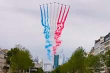 14 lipca – Parada lotnicza w Paryżu