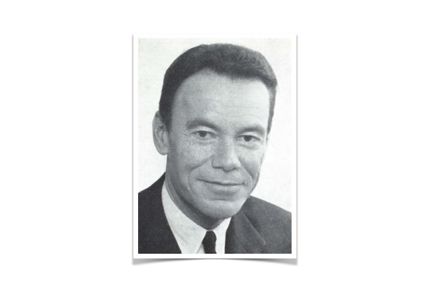 W wieku 100 lat zmarł b. minister sprawiedliwości Albin Chalandon