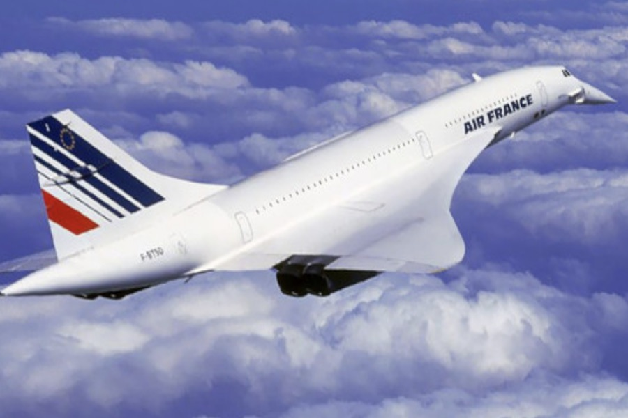 Concorde Air France lot 4590 – Paryski nie-co-dziennik