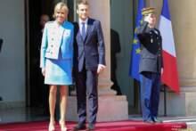 Brigitte Macron za ostrzejszymi karami za kazirodztwo