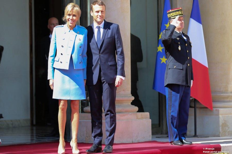 Brigitte Macron przeprosiła za niedociągnięcia w pełnieniu roli pierwszej damy