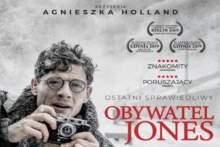 """""""Obywatel Jones"""" Agnieszki Holland na trzecim miejscu we francuskim box office"""