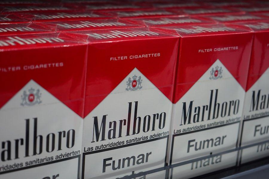 Ograniczono dopuszczalną ilość papierosów przywożonych do Francji na własny użytek