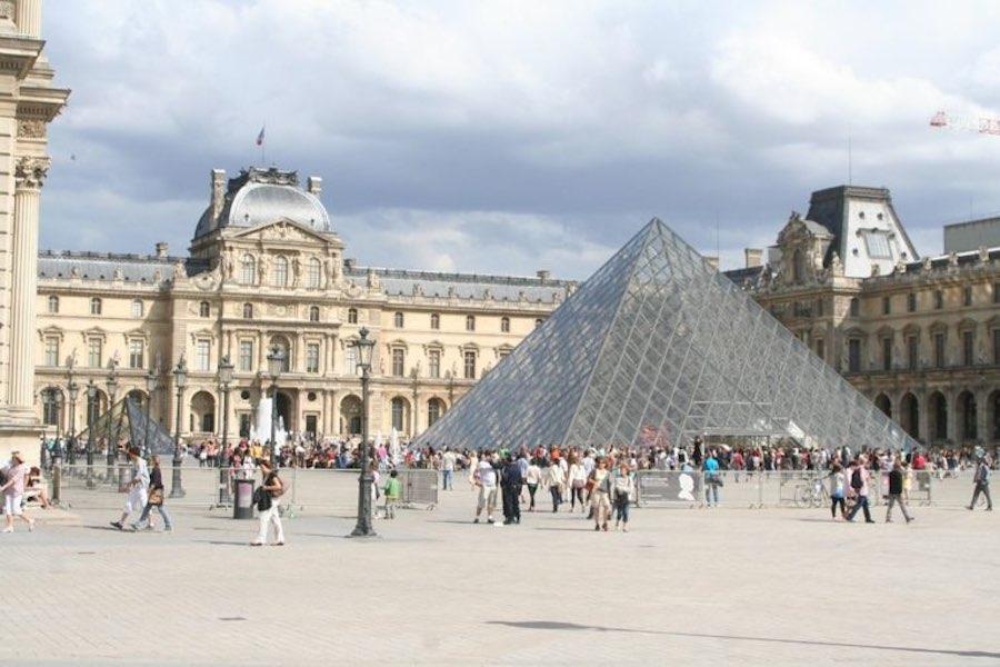 Muzeum Luwru ponownie otwarte dla zwiedzających