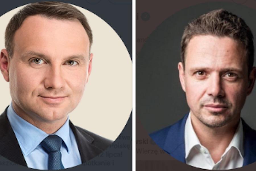 Wyniki – Na kogo chciałbyś zagłosować w drugiej turze wyborów prezydenckich?