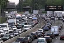 Zanieczyszczenie powietrza: Ograniczenia w ruchu kołowym w Paryżu i jego regionie