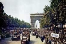 Paryż uczcił 76. rocznicę wyzwolenia spod niemieckiej okupacji