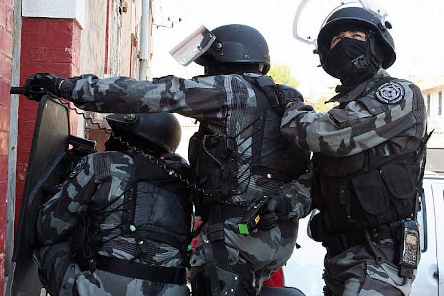 Trzech żandarmów zastrzelonych i jeden ranny w środkowej Francji