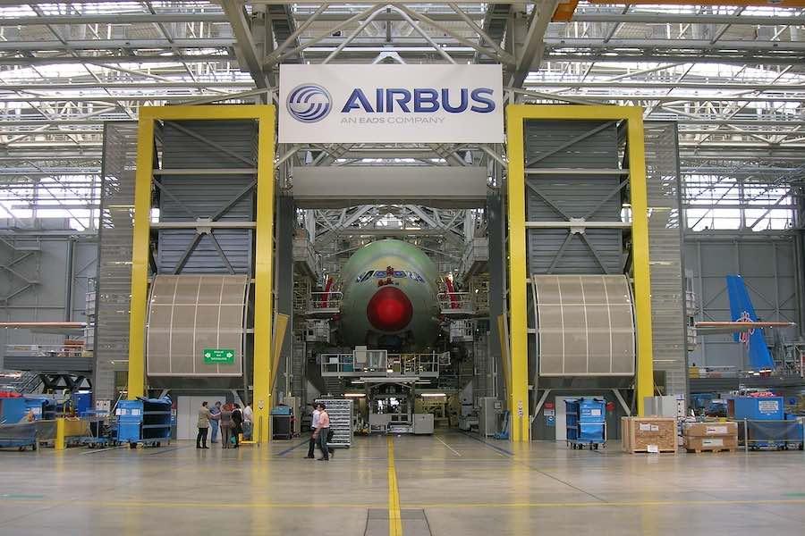 Airbus obiecuje samoloty wodorowe do 2035 roku
