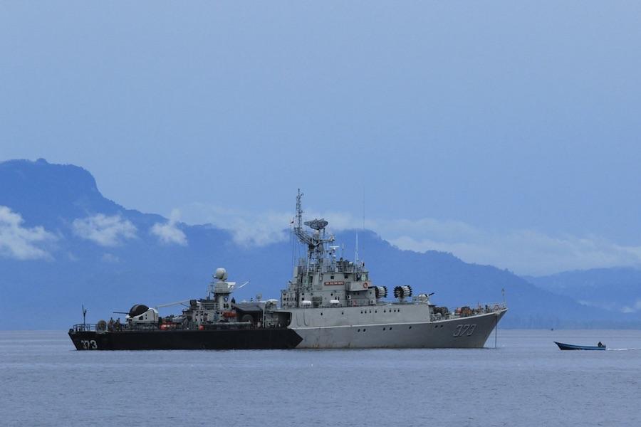 Francja sprzeda Grecji 3 fregaty wojskowe