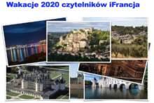 Wakacje 2020 czytelników iFrancja