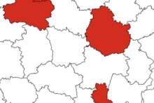 Do czerwonej strefy zakwalifikowano już 28 francuskich departamentów