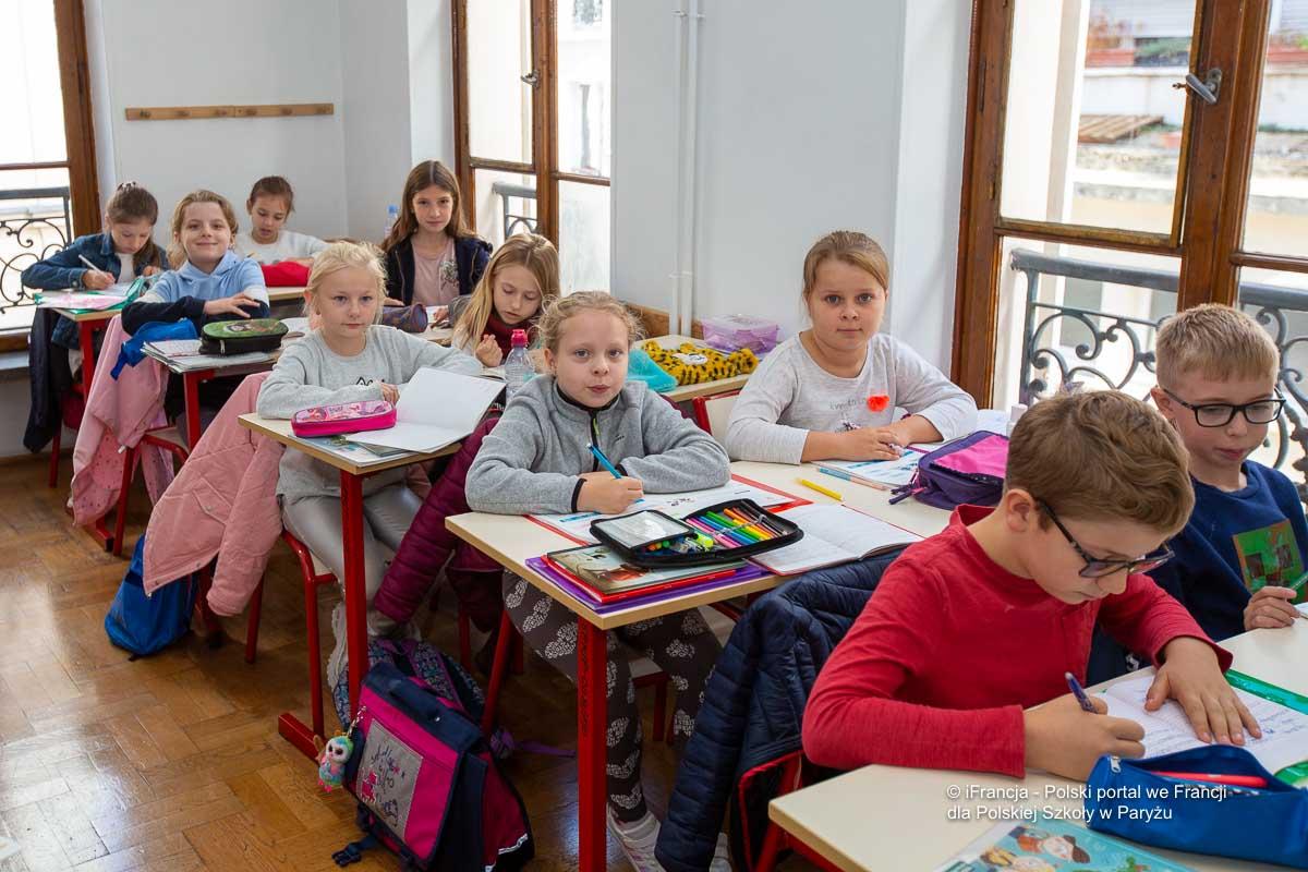 Polska Szkoła w Paryż – Wrzesien 2020