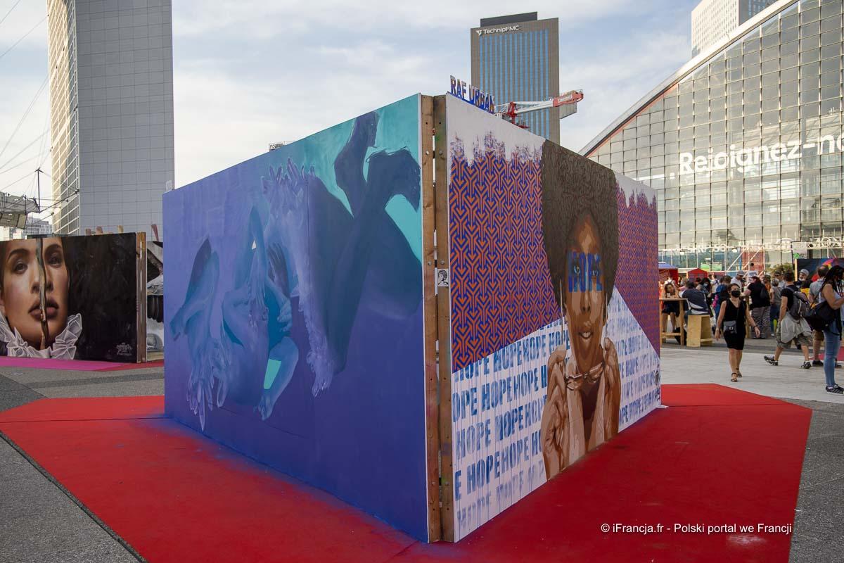 Urban Week 2020 – Paris La Défense (16 – 20 września 2020)
